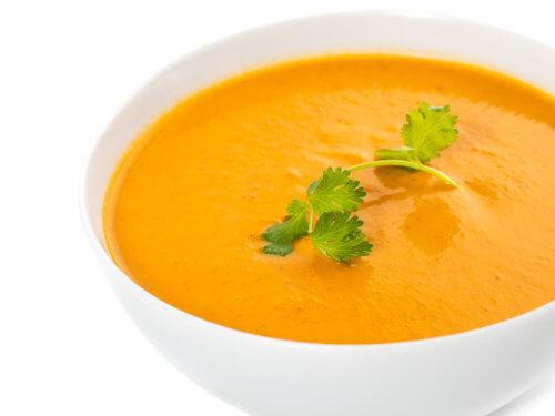 Simple Pumpkin Soup Recipe