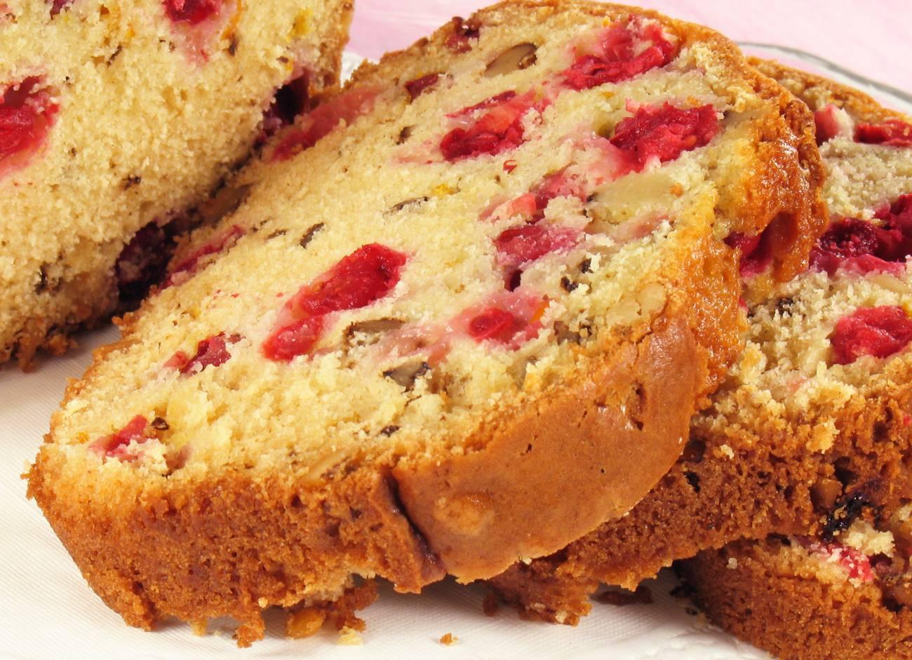 Cranberry Orange Cake/Loaf Recipe