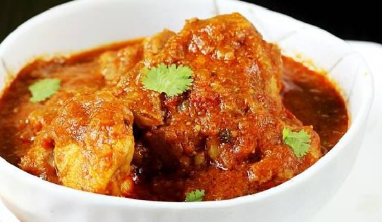 Simple Chicken Curry Recipe